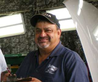 Arnold Villarreal - Owner of Hondoworks Auto Repair